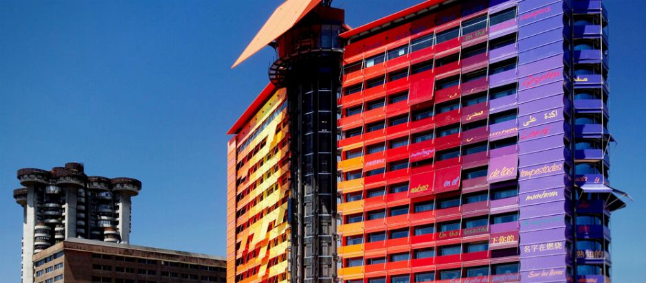 Hotel Puerta America - Projects