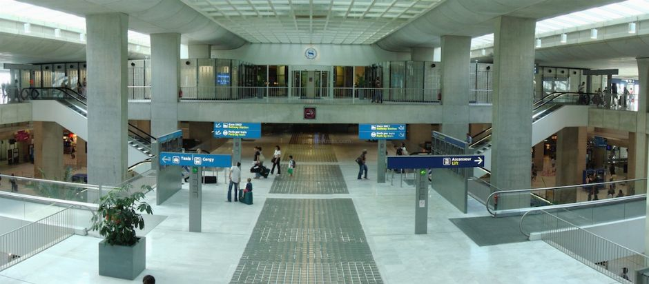 Charles De Gaulle Airport - Projects
